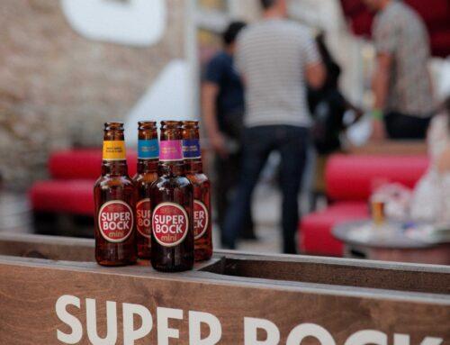 Super Bock: duas rodadas de brindes em segurança na Casa de Pedra!
